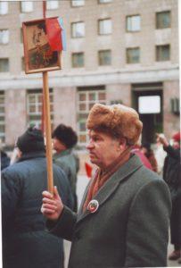 Nicht allen ging es in der Sowjetunion schlecht. Manche hätten sogar gerne Stalin zurück.